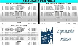 Calcio a 5 a Bergamo - Playoff