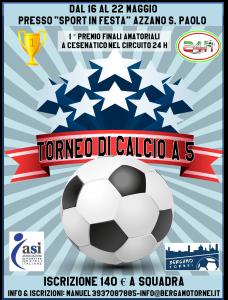 Calcetto 5 Bergamo