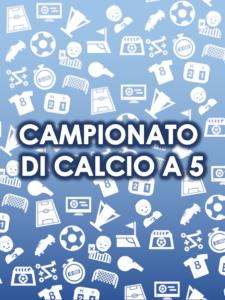 campionato calcio a 5 Bergamo